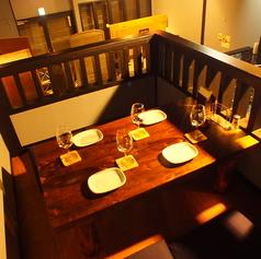 ≪2名~4名テーブル席≫女子会・ママ会や誕生日に♪開放的な空間で素敵なひとときをお過ごしください。メッセージプレートもご用意いたします!