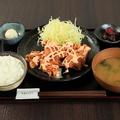 料理メニュー写真明太マヨネーズ定食