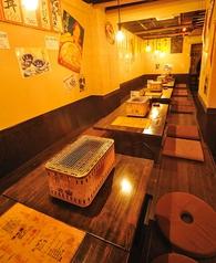浜焼き酒場 波平商店の雰囲気1