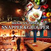 スナッパー&グルーパー SNAPPER&GROUPERの写真