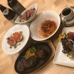 Grill Kitchen BULLURE.S グリルキッチン ブルアーズのコース写真