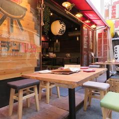 肉の寿司 薪火肉バル キッチンひろ 梅田店の雰囲気1