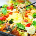 料理メニュー写真TVや雑誌で紹介!道産野菜と知床鳥のチーズダッカルビ