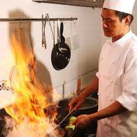 タイ人シェフが作る本格タイ料理★