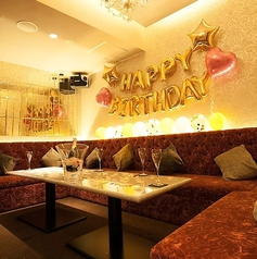 LUXURY KARAOKE&BAR PALACE 渋谷の雰囲気1