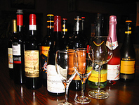 当店は洋食だけではなく、『日本酒とそばの会』もあり!