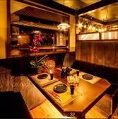 ◆団体様向け個室◆姫路での大人数での女子会,合コンにぴったりなお席です!お安くお得な食べ放題,飲み放題コースもご用意!絶品居酒屋料理をご賞味ください!姫路駅徒歩3分!姫路で個室居酒屋をお探しなら当店へ!貸切のご相談や女子会,合コンなど各種ご宴会の予算,時間などお気軽にご相談ください!