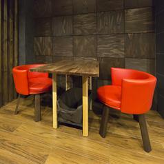 【2名テーブルございます】デートにおすすめ♪女子会や2人での飲み会に最適です♪