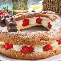 誕生日や記念日に。MOAIオリジナルケーキ