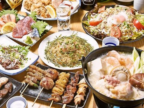 焼き鳥が美味しい☆地元で愛される人気のお店!!