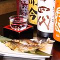 料理メニュー写真天然 鮎 塩焼