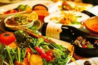 各種宴会&Partyに最適な選べるお食事コースと飲み放題♪