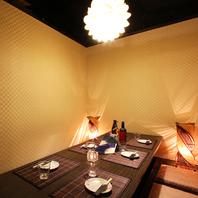 一宮駅の宴会はゆったり落ち着ける和の個室空間居酒屋!