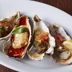 牡蠣のオーブン焼き(4P)