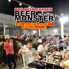 BEER MONSTER ビアモンスター 宇都宮パルコ店の雰囲気1