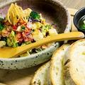 料理メニュー写真15品目のチョップドサラダ