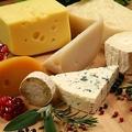 料理メニュー写真厳選ナチュラルチーズ 5種類盛り合わせ