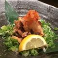 料理メニュー写真姫路の定番 おつまみひねポン