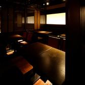 最大40名様のテーブル席個室