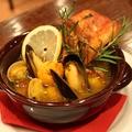 料理メニュー写真魚介たっぷりブイヤベース