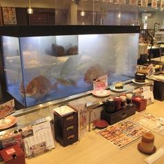 回転寿司 力丸 東山店の雰囲気1