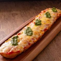 マルゲリータバゲットピザ