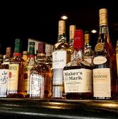 充実のアルコールメニューノンアルコールやソフトドリンクも豊富