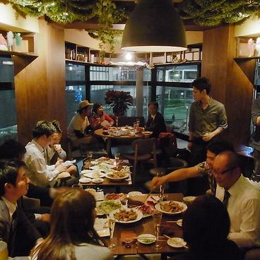 Bartender's cafe Vigorous バーテンダーズ カフェ ヴィゴラスの雰囲気1
