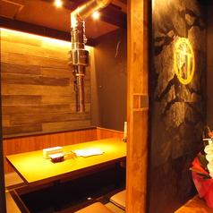 炭火焼肉 きらきら 新横浜店の雰囲気1