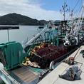 漁専門の部隊、陸送部隊、調理のプロ!どれもスペシャリストを自社で賄ってます!松山で魚を楽しむなら網元が一番!