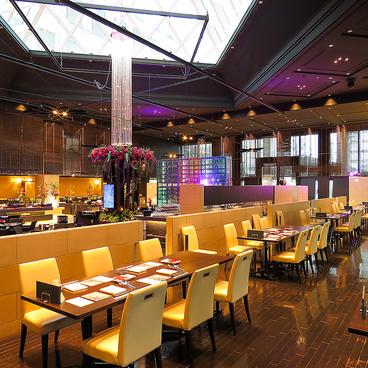 リュクスダイニングハプナ LUXE DINING HAPUNA 品川プリンスホテルの雰囲気1