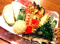 シンプルな天ぷら定食だからこそ、老舗の良さを実感する