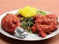 料理メニュー写真Tandoori Chicken タンドリーチキン(2ピース)