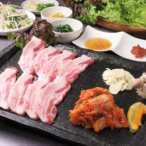 【ゆん】料理4品2500円(税抜)コース 3名様〜