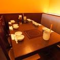 【テーブル席】6名様~