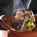 料理メニュー写真トムヤムクン(海老のスパイシースープ 2~3人前)