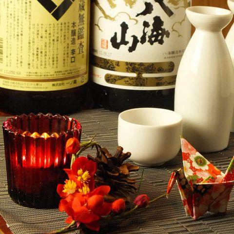 【大人女子必見】池袋東口エリアで見つけた!日本酒&刺身が楽しめる居酒屋3選