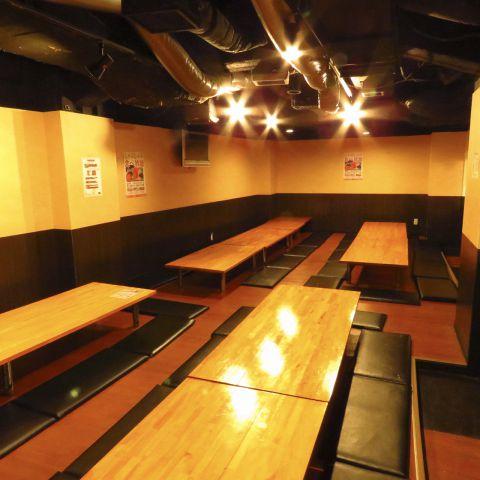 歓迎会や送別会、同窓会など各種宴会にぴったり♪新宿&歌舞伎町で大型宴会を行いたい方必見!60名様までご宴会のご利用OK!ご希望日時やご予算、人数などお気軽にご相談ください!