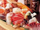 海鮮舟盛りと地焼酎 でん八のおすすめ料理2