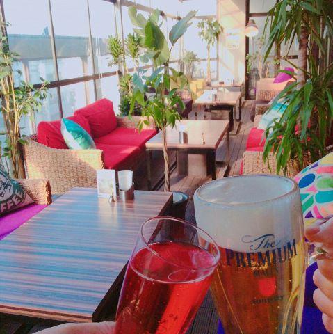 Sofa Dining &Terrace Garden 鹿児島天文館店《ソファダイニング&テラスガーデン》|店舗イメージ12