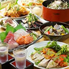 紀州まぐろと和歌山うまいもん市場 魚壱商店 天王寺店のコース写真