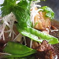 薩摩黒豚の角煮