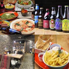 ピザとクラフトビールのお店 TINY BARREL タイニーバレルの写真