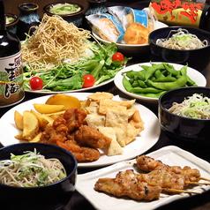 つけ蕎麦酒場 ぢゅるり 赤坂店のおすすめ料理1
