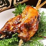 安芸高田市の毛利元就公にちなんだ、鶏の山賊焼き風!食べごたえあり!