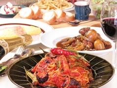 サニーサイドキッチン Sunny Side Kitchen 静岡のコース写真