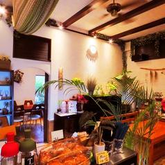 杏カフェ アンズカフェの雰囲気1