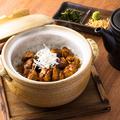 料理メニュー写真とりまぶし 土鍋ご飯