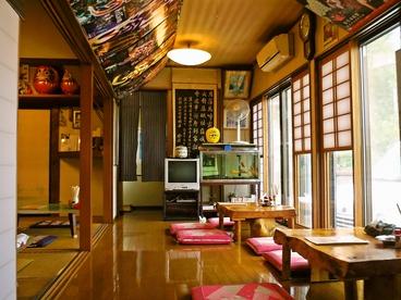 ふじた食堂の雰囲気1