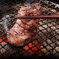 料理メニュー写真牛タン焼き